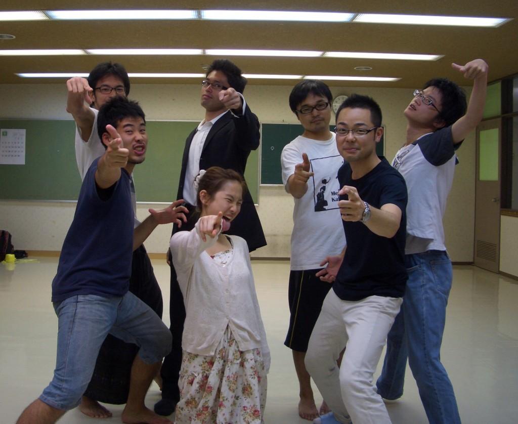 精叫華幻樂団2011(合宿)