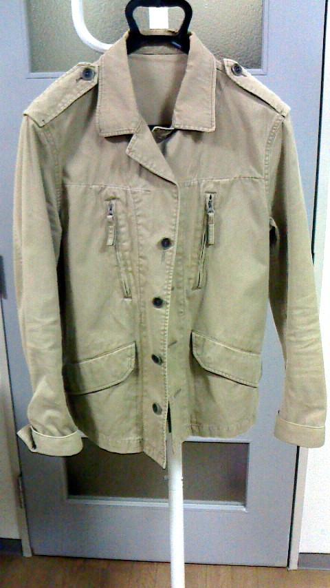 7BOYCOTTジャケット