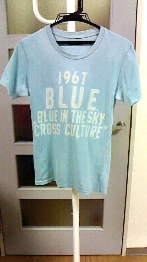 9blue blue Tシャツ