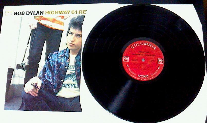 『追憶のハイウェイ61』LP開封