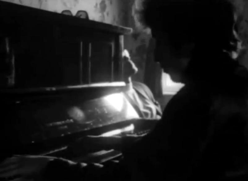 ピアノで作曲するボブ・ディラン