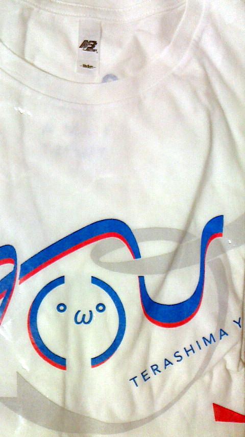 ゆっふぃーTシャツ