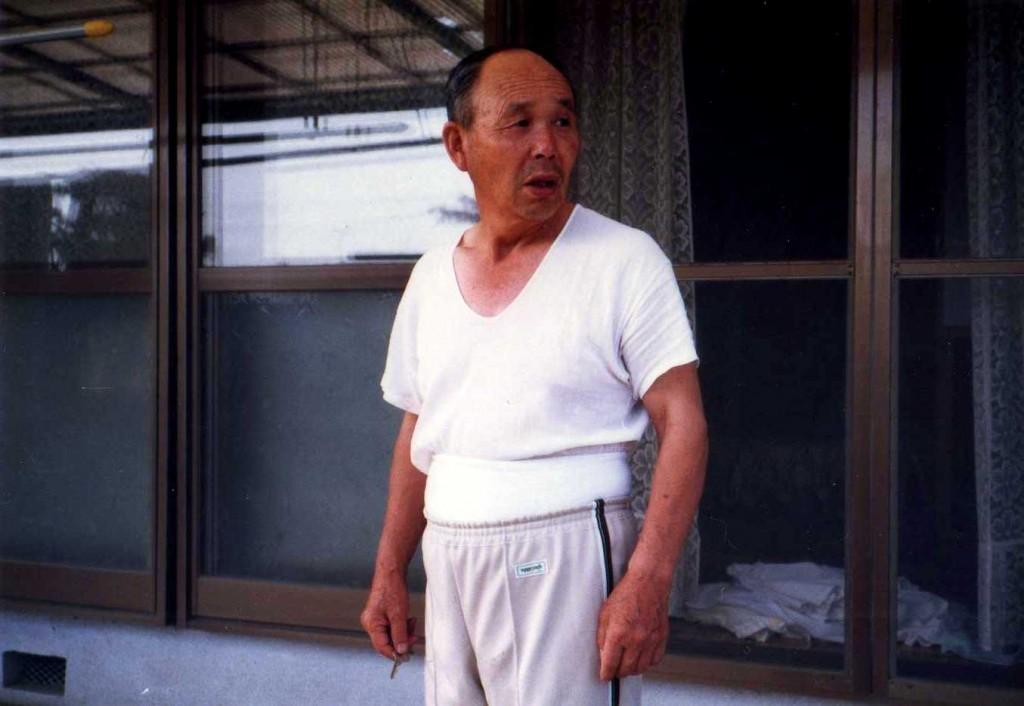 S61年の祖父