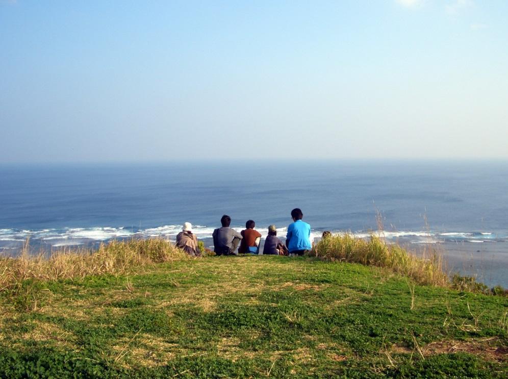 ジュゴンが見える丘2